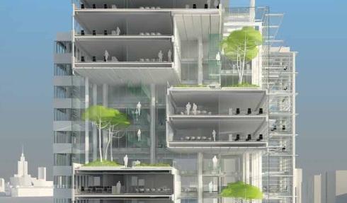 De nouvelles silhouettes urbaines et façon de mixer les activités apparaissent en France.