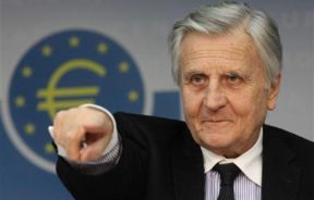 Jean-Claude Trichet pointe le coupable