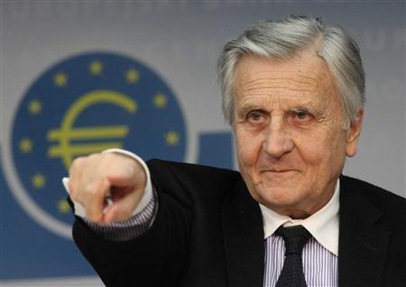Jean-Claude Trichet pointe le coupable