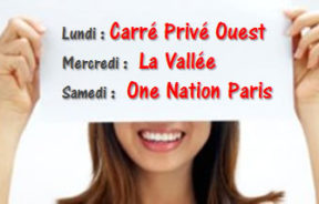 one nation paris, carré privé ouest, value retail