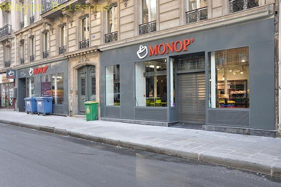 monoprix retail
