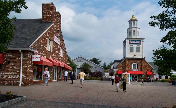 The tower building at Woodbury Common Premium Outlets will be demolished.