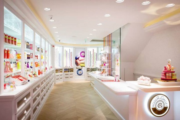 roger & gallet, marque, luxe