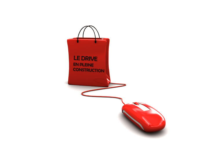 click & collect, distribution