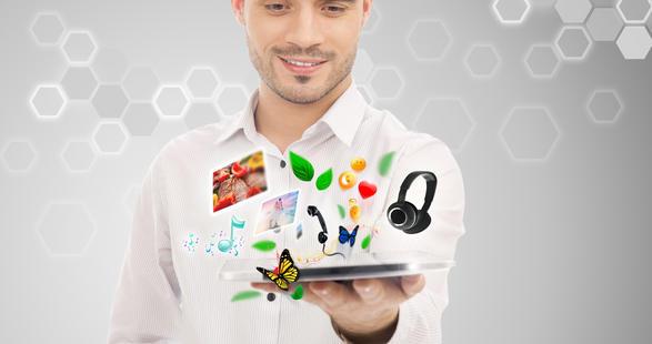 numérique, applestore, réalité augmentée