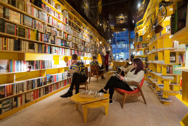 librairie londres store