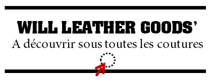 will leather goods bouton