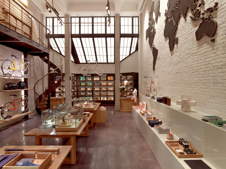 Shinola retail tribeca detroit