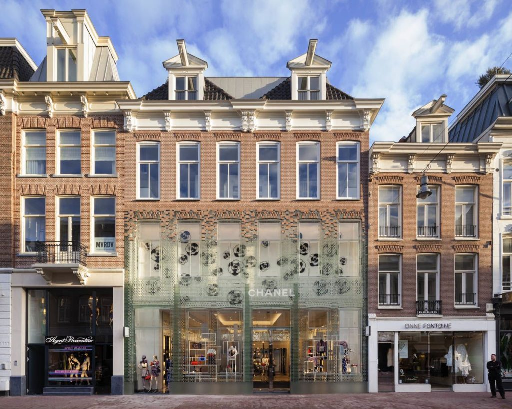 chanel luxe amsterdam