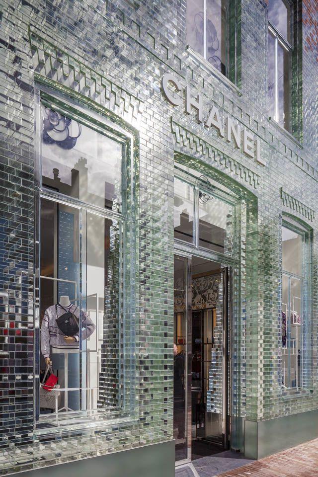 Awesome Mur Brique De Verre Photos - Awesome Interior Home ...