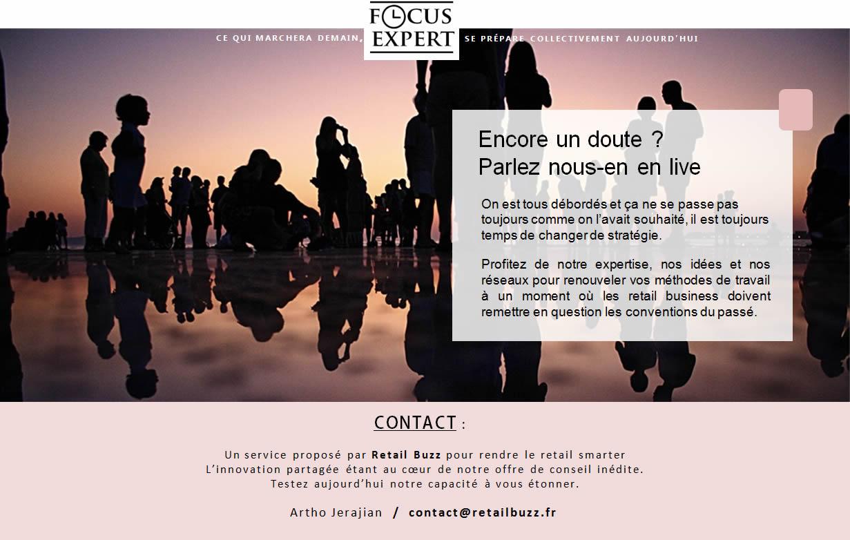focus expert centres commerciaux