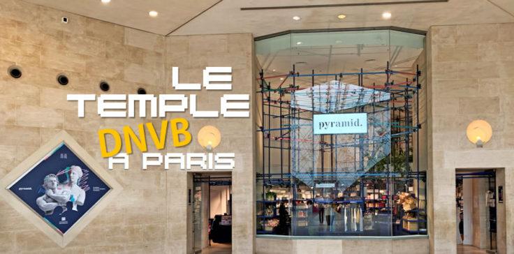 Unibail lance Pyramid au Carrousel du Louvre