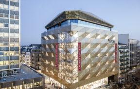 Ouverture des Galeries Lafayette au Grand-Duché du Luxembourg