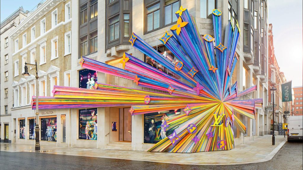 La maison Louis Vuitton livre son flagship rénové