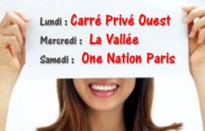 one nation paris, carré privé ouest, value retail
